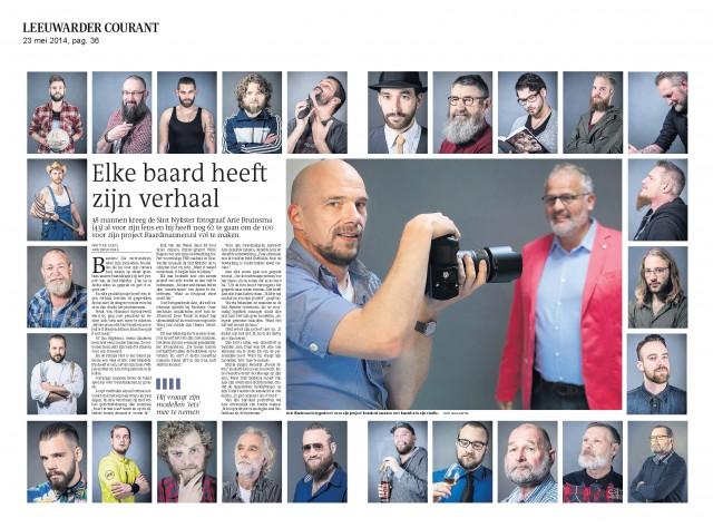 Elke baard heeft zijn verhaal